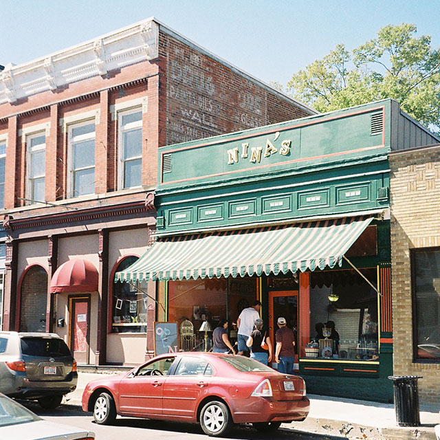 Shopping & Dining in Augusta