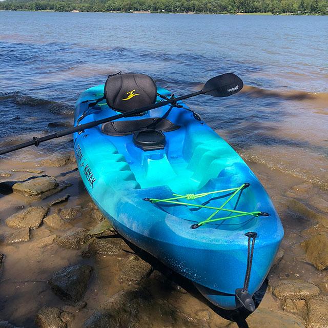 Kayaking & Augusta Activities